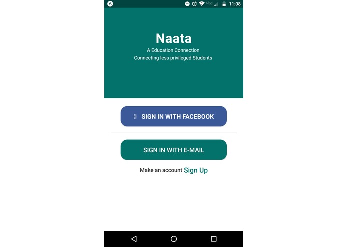 Naata- A Education Connection – screenshot 1