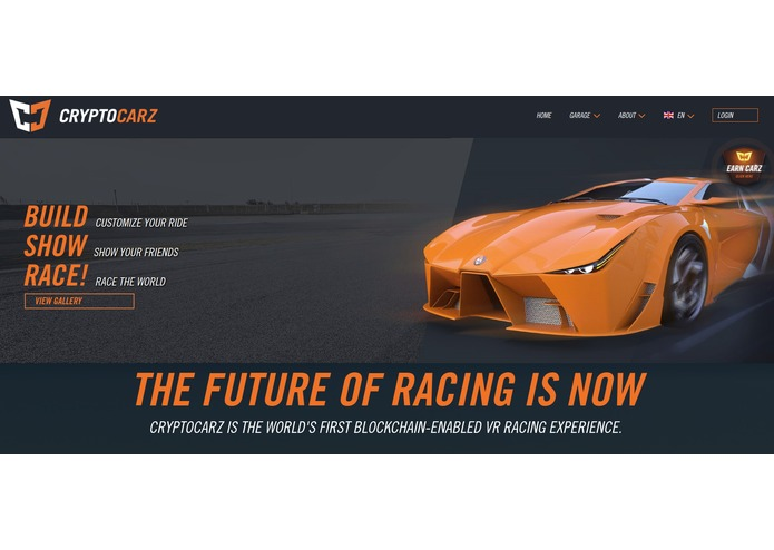 CryptoCarz Fast&Furious Dapp – screenshot 3
