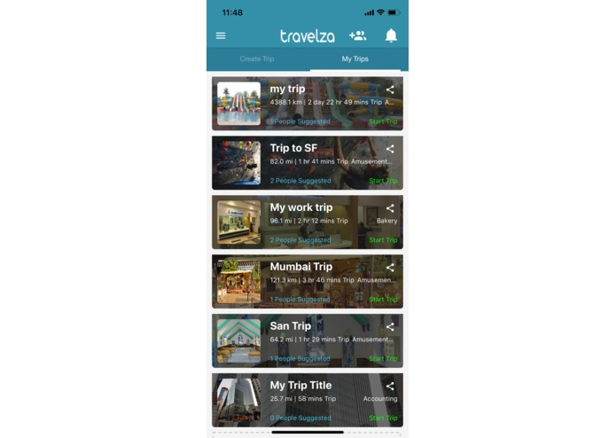 Travelza – screenshot 2