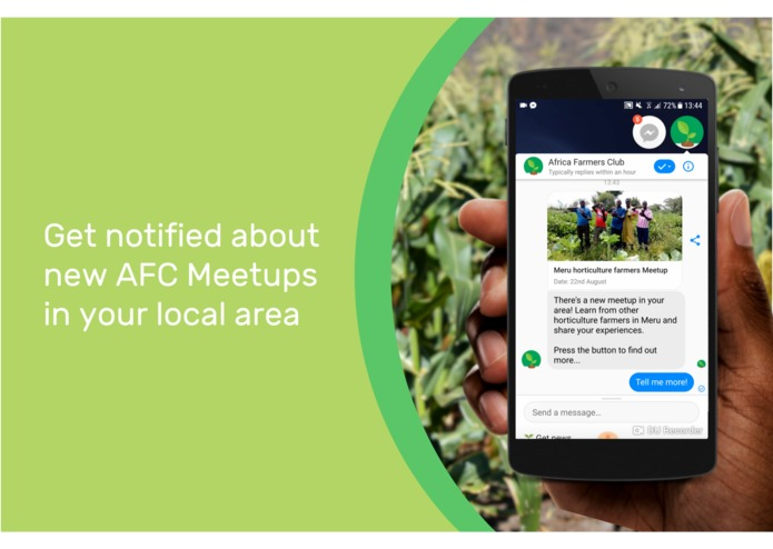 Africa Farmers Club – screenshot 1