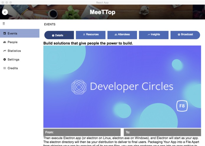 MeeTTop – screenshot 6