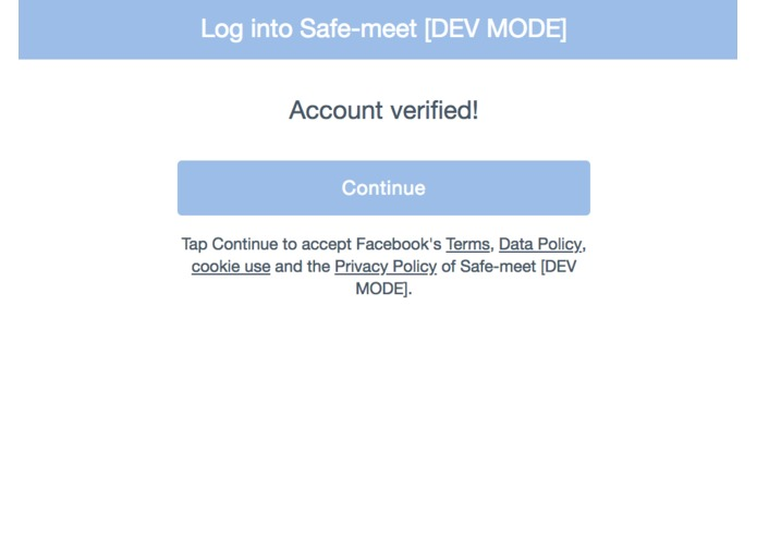 safemeet.space – screenshot 3