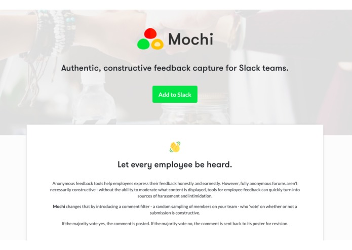 Mochi – screenshot 1