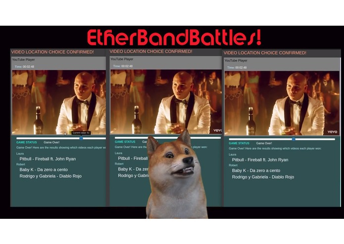 EtherBandBattles! – screenshot 3