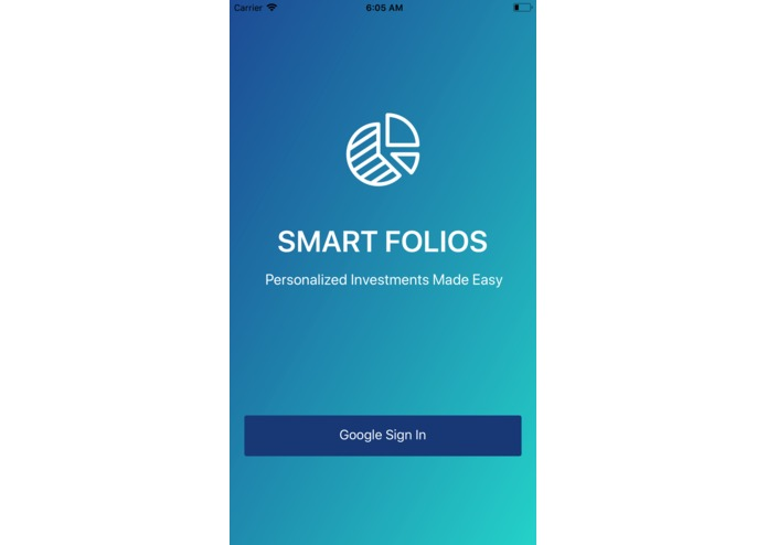 Smart Folios – screenshot 1