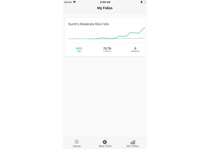 Smart Folios – screenshot 15
