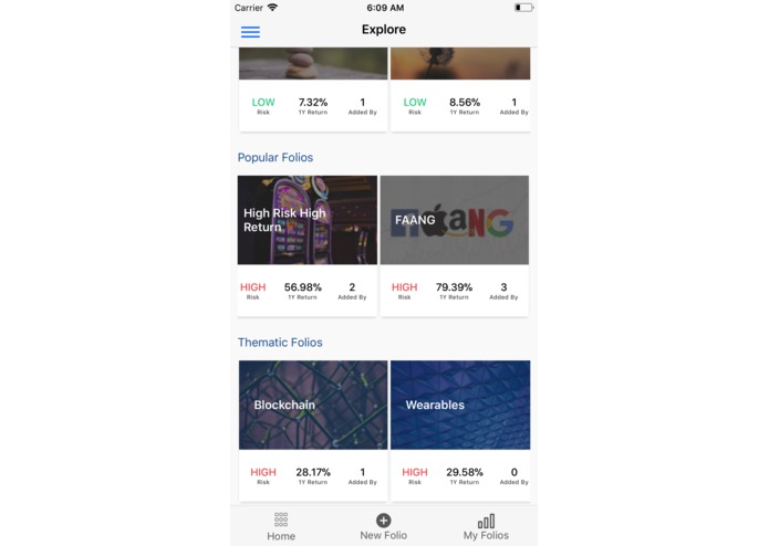 Smart Folios – screenshot 23