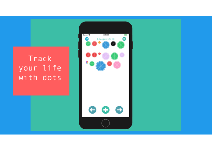 Diary Dots – screenshot 1