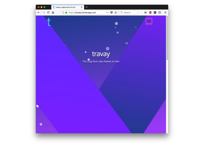 Travay – screenshot 2