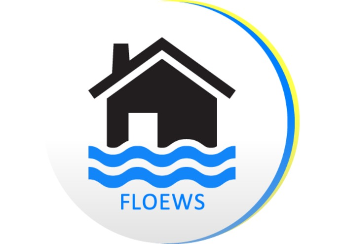 FLOEWS: Flood Early Warning System-TechCrunch Disrupt – screenshot 1