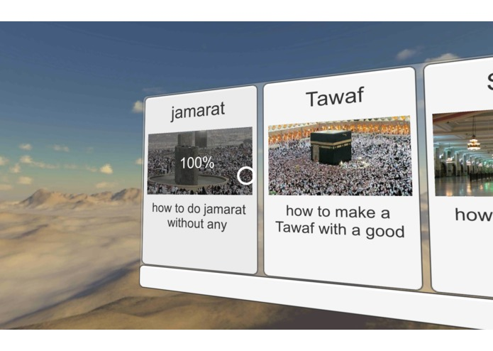 O-035-HajjSimulationVR – screenshot 3