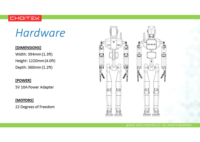 Robotic PowerPoint Presenter! – screenshot 6