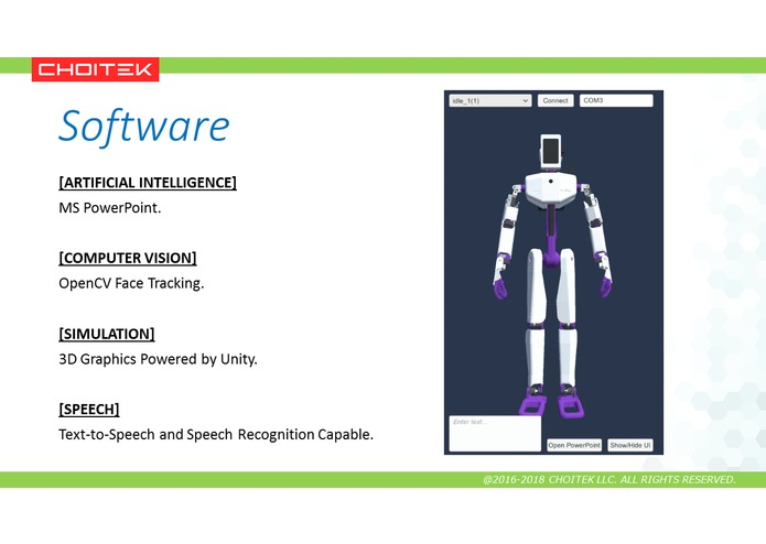 Robotic PowerPoint Presenter! – screenshot 8