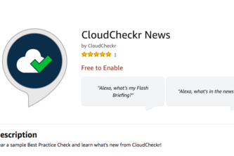 CloudCheckr News