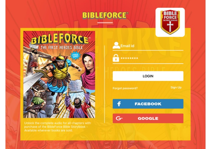 BibleForce – screenshot 1