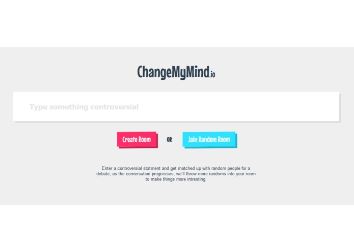 changemymind.io – screenshot 1
