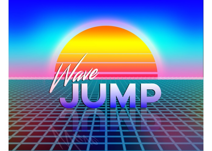 Wave Jump – screenshot 1
