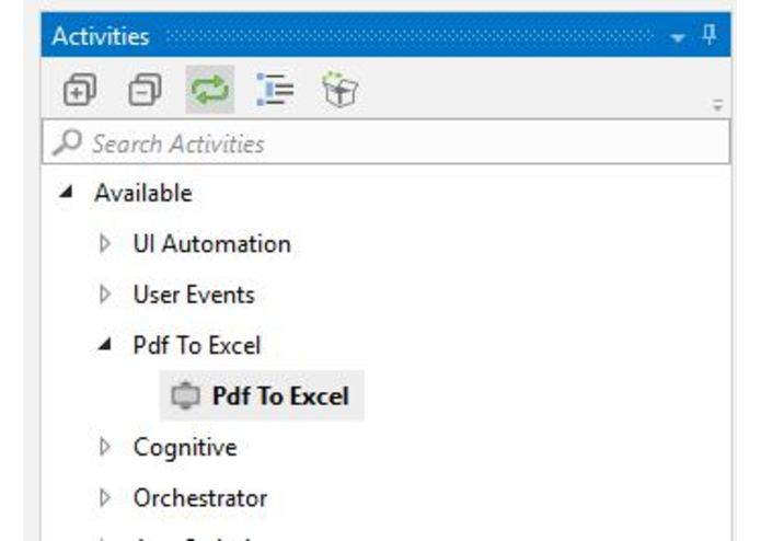 UiPath PDF to Excel Extractor | Devpost