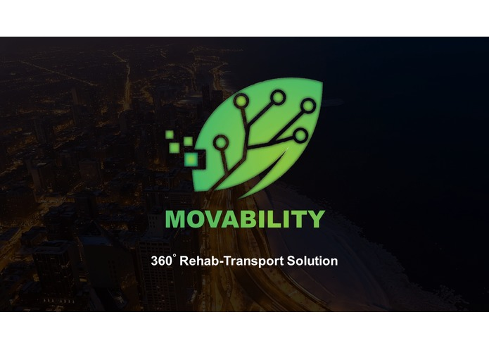 Movability-360° Rehab Transport Solution – screenshot 1