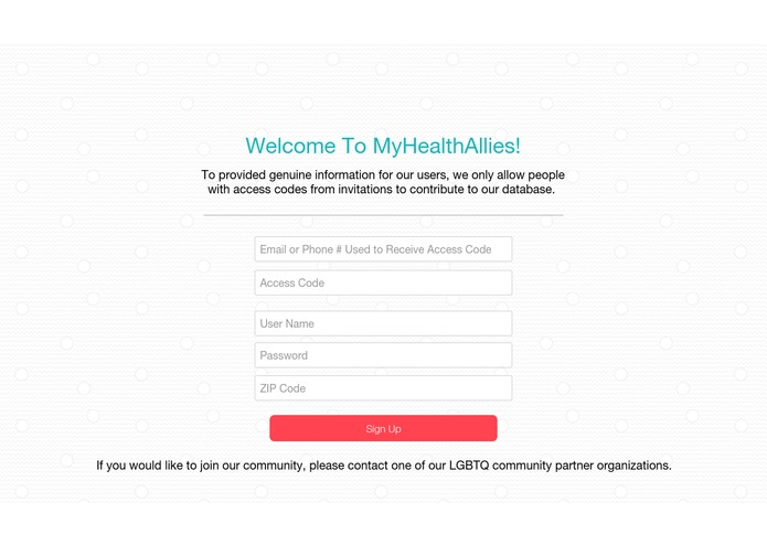 MyHealthAllies – screenshot 5