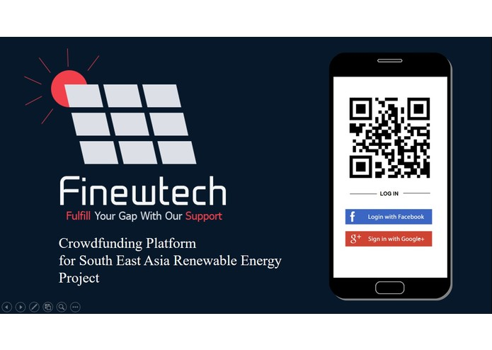Finewtech – screenshot 1