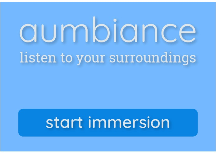 aumbiance – screenshot 1