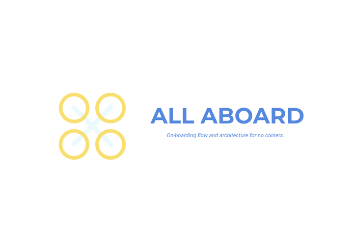 All Aboard (Enter Crypto) – screenshot 1