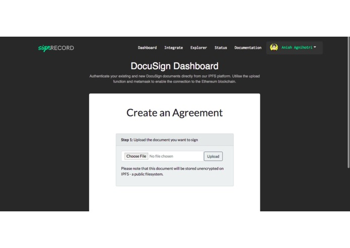 SignRecord – screenshot 6