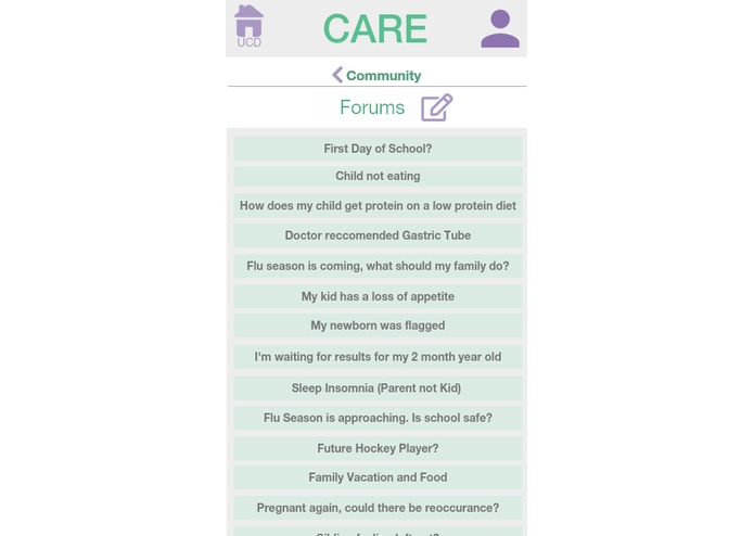 CARE – screenshot 10