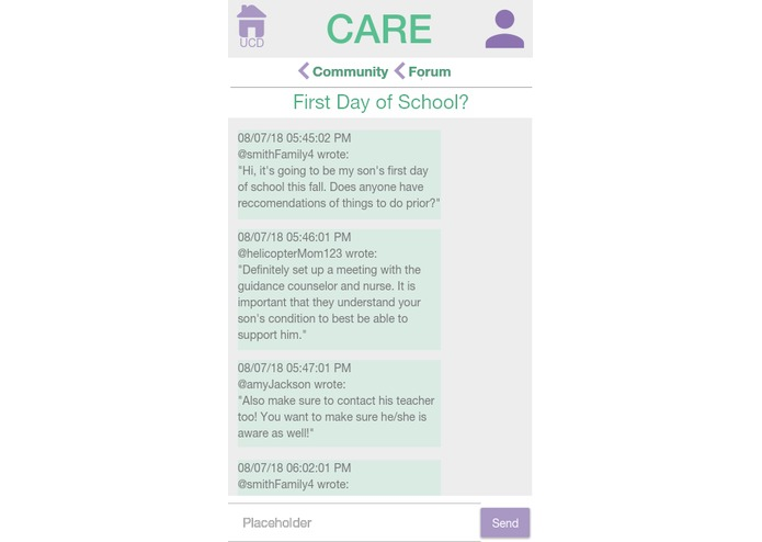 CARE – screenshot 13