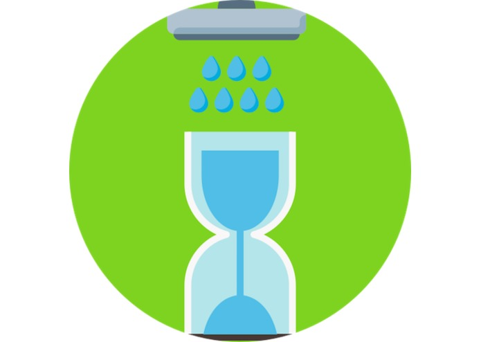 ShowerTimer – screenshot 1