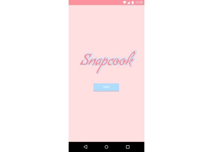 Snapcook – screenshot 1