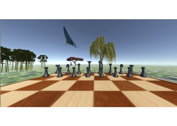 Harry Potter VR Chess Board – screenshot 1