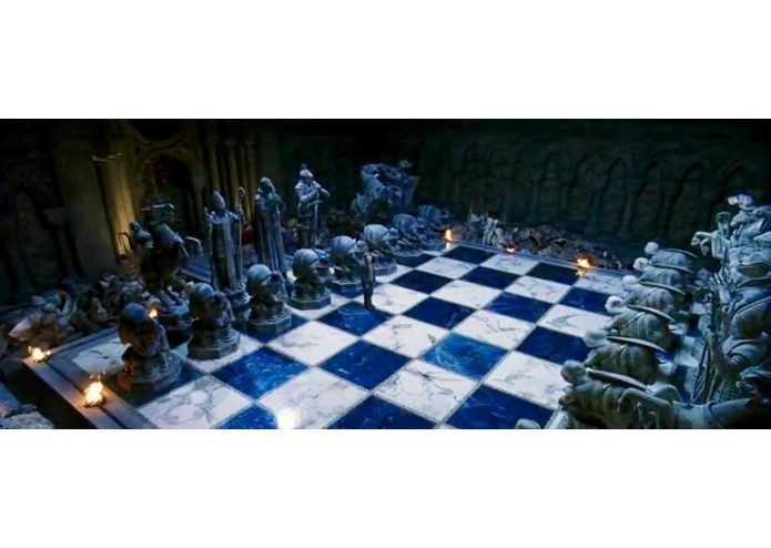 Harry Potter VR Chess Board – screenshot 2