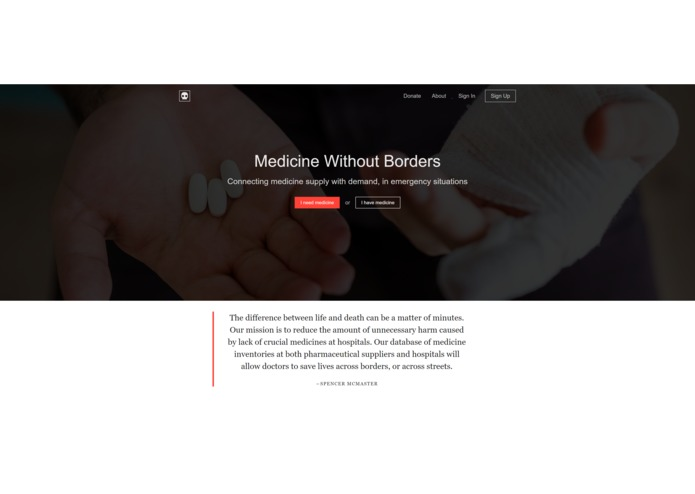 Medicine Without Borders – screenshot 1