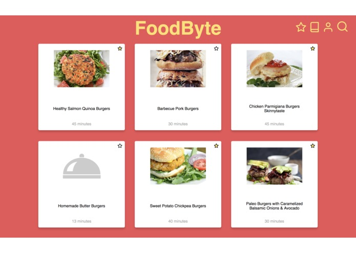 FoodByte – screenshot 7