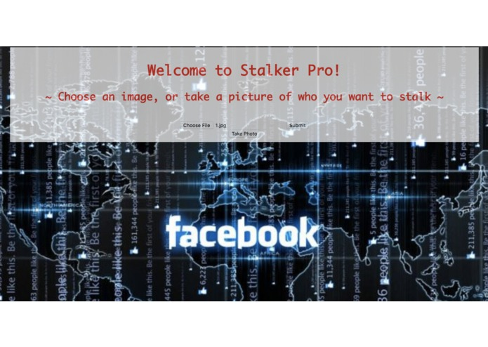 Social Profile Recognition (Stalker Pro!) – screenshot 1