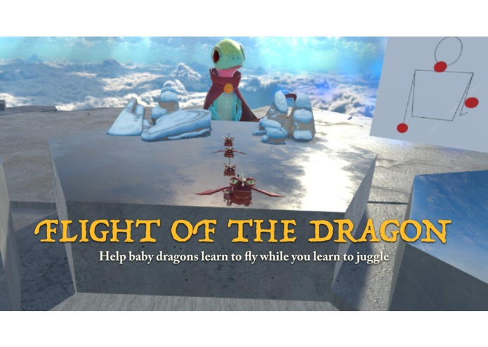 Flight of the Dragon -- Juggle VR – screenshot 1