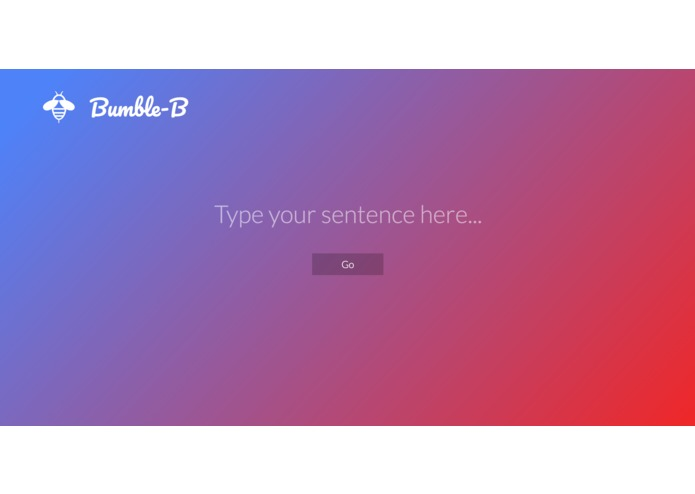 Bumble-B – screenshot 1