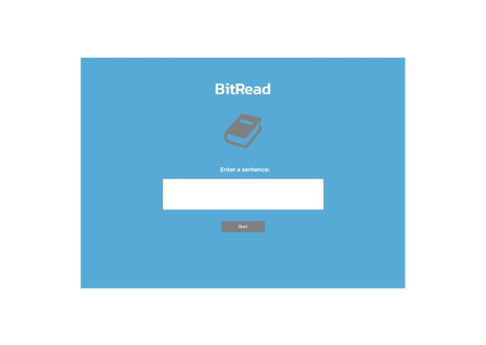 BitRead – screenshot 1