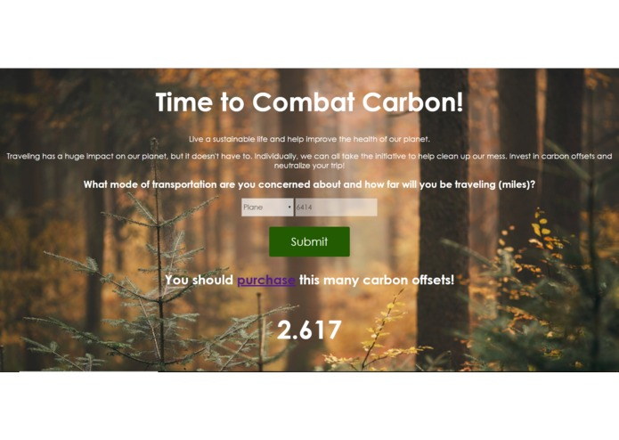 Carbon Combat – screenshot 1