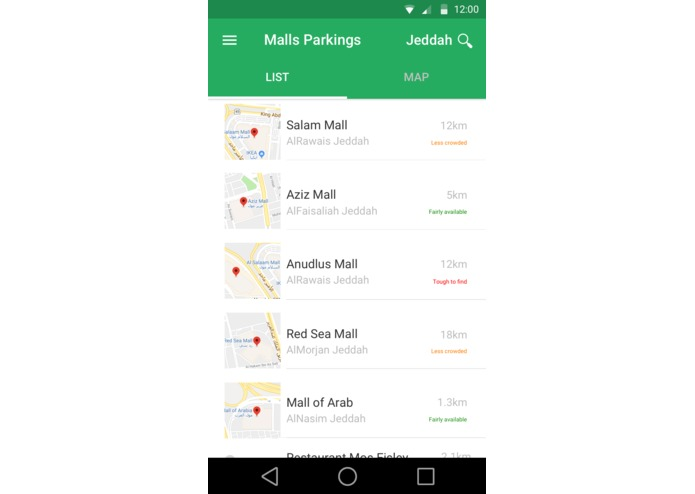 MallNow – screenshot 2