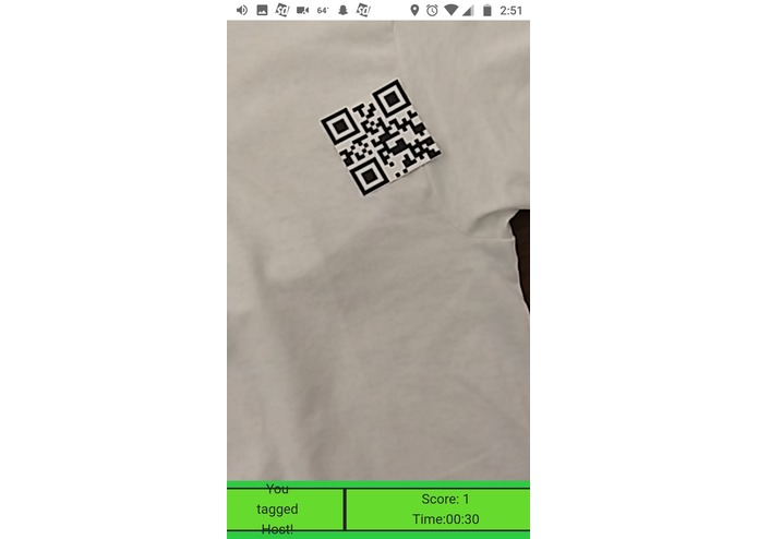 QR Tag – screenshot 4