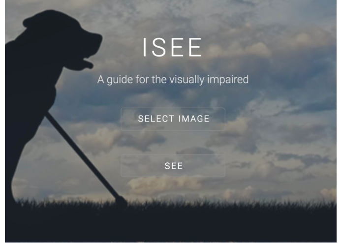 iSEE – screenshot 1