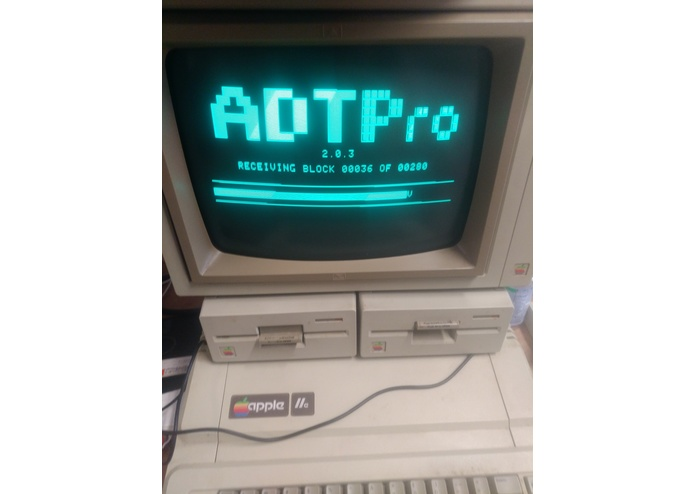 Apple ][e – screenshot 3