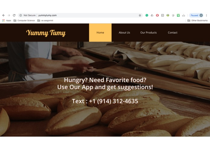 YummyTumy – screenshot 6