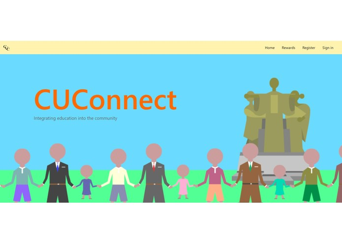 CUConnect – screenshot 1
