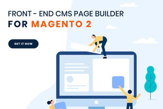 Frontend CMS Page Builder Magento 2