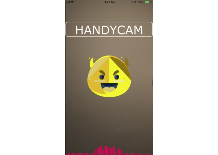 HandyCam – screenshot 1