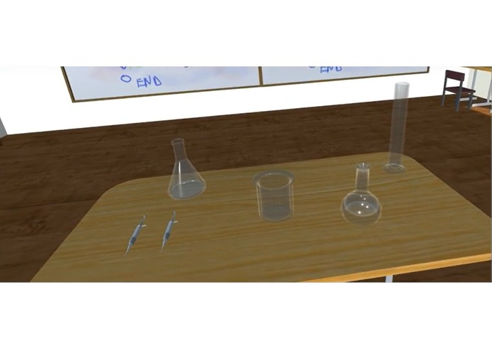 VR Chemistry Lab Simulation – screenshot 3